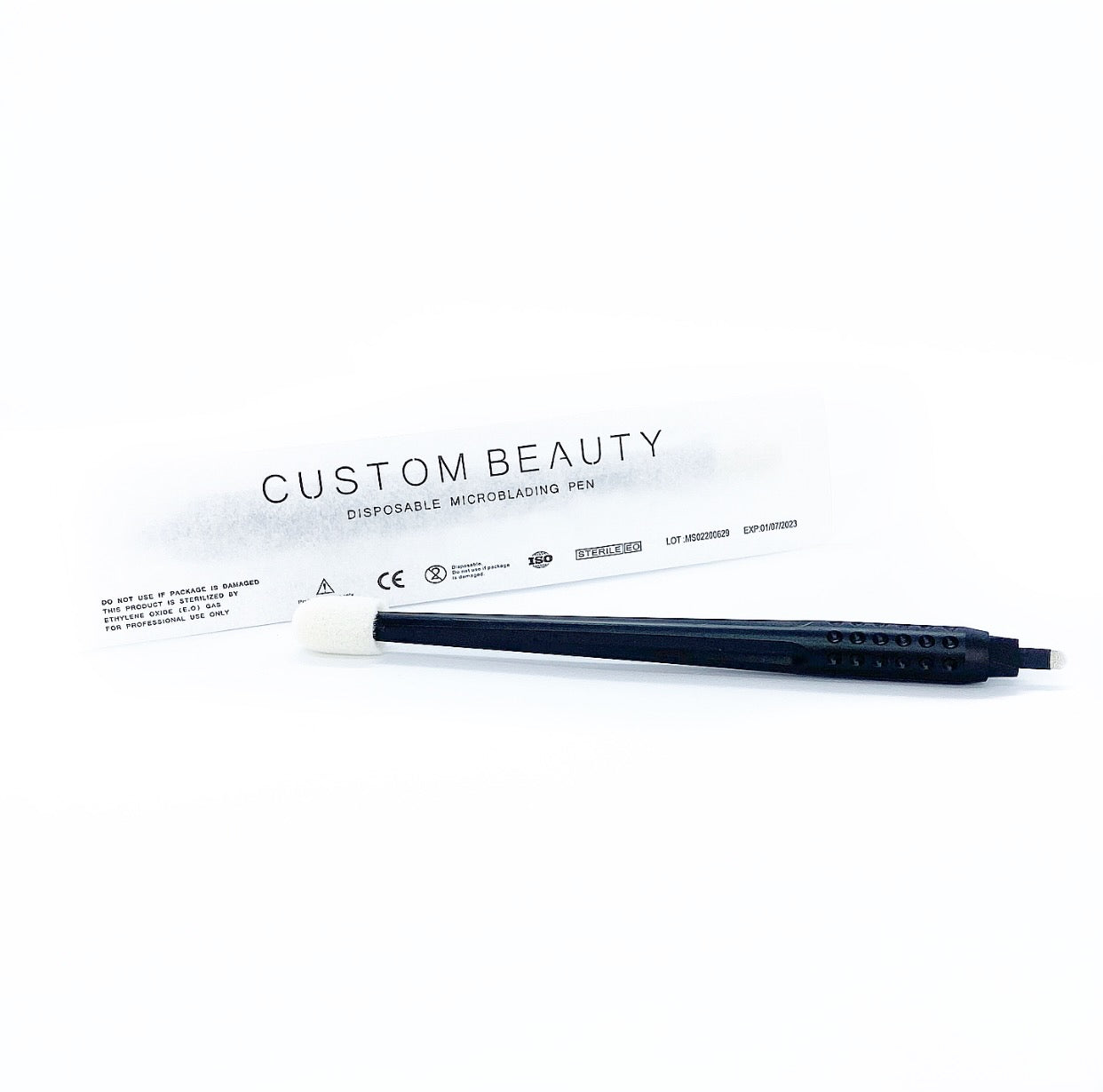 Disposable Microblading Pen by Custom Beauty