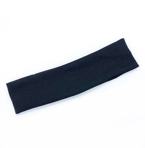 Black Head Band