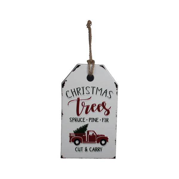TAG CHRISTMAS TREES