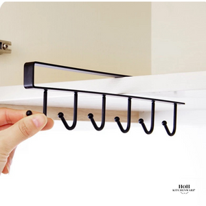 HoH Kitchenware™ 6-Hooks Cup Holder