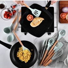 Load image into Gallery viewer, HoH Kitchenware™ Silicone Utensil Set