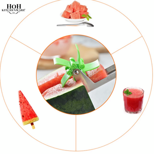 HoH Kitchenware™ Stainless Steel Watermelon Slicer