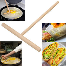 Load image into Gallery viewer, HoH Kitchenware™ Wooden Crepe Spreader