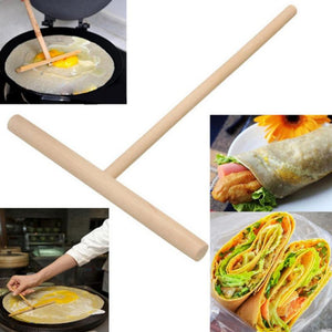 HoH Kitchenware™ Wooden Crepe Spreader