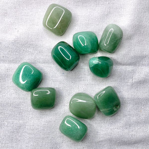 Green Aventurine - Luck & Optimism