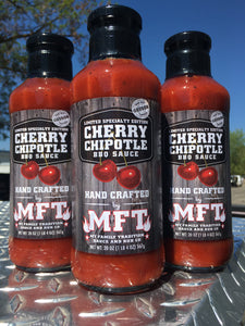 CHERRY CHIPOTLE BBQ SAUCE