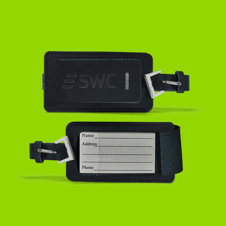 SWC Luggage Tag