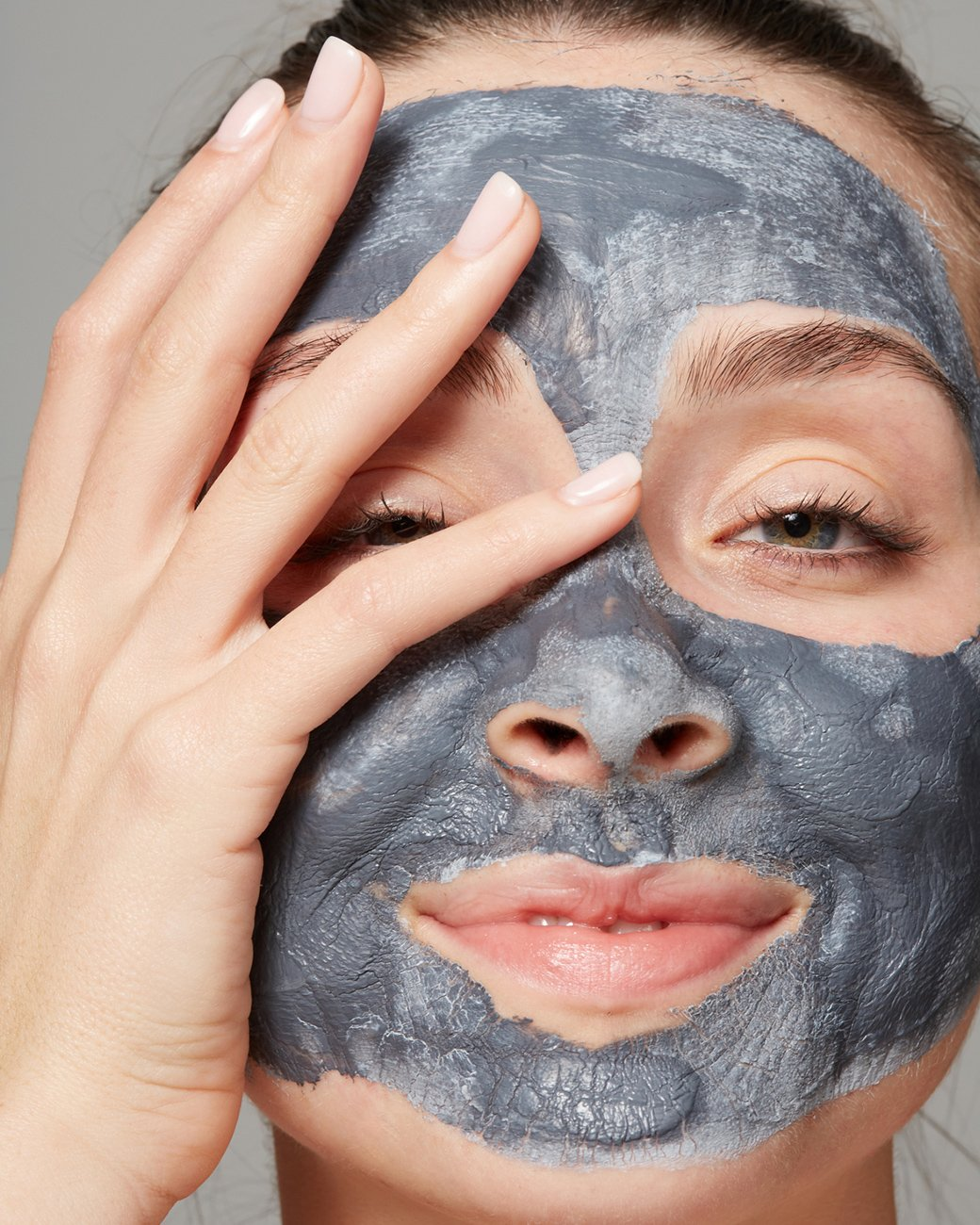 Black Mask with Charcoal - luvA