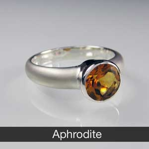 Orah London Aphrodite Rings