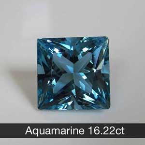Aquamarine 16.22ct