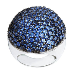 Orah London Blue Moon Ring
