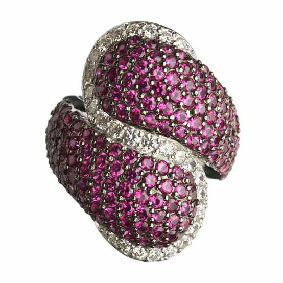 Orah London Pink Sista Ring