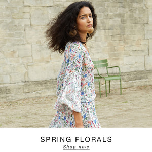 Saloni Summer 18 - The Spring Florals Shop