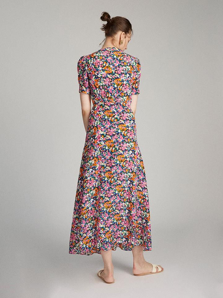 Load image into Gallery viewer, Lea Long Dress