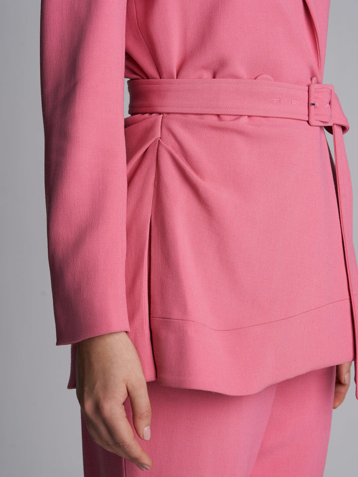 Load image into Gallery viewer, Maxima Rose Tailored Jacket