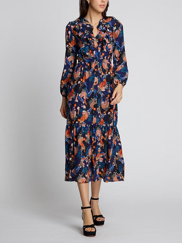 Ginny Midi Dress