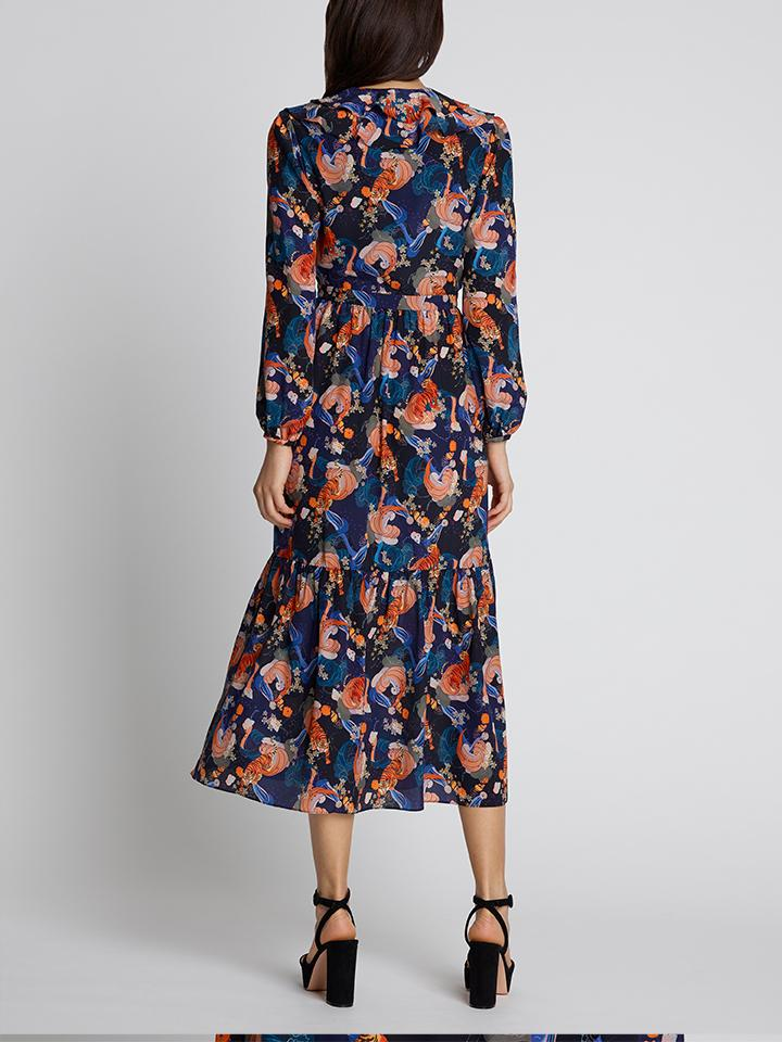 Load image into Gallery viewer, Ginny Midi Dress