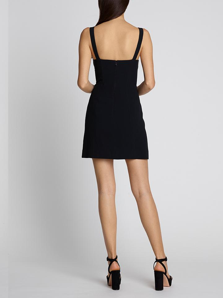 Venyx Halle Black Mini Dress