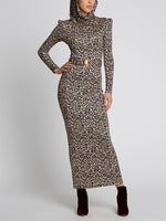 Jinx Dress Venyx Leopard