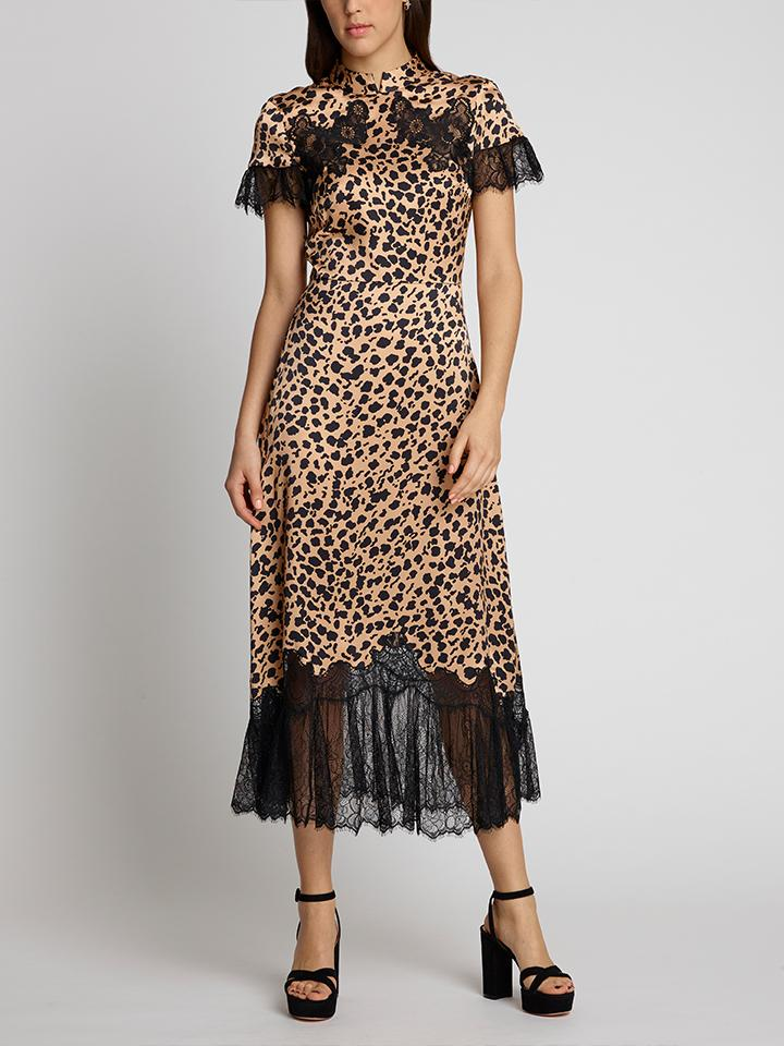 Ryder Dress Camo Leopard