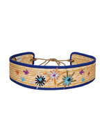 Straw Belt Blue