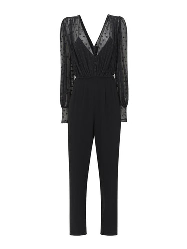 Bernadette Jumpsuit Black