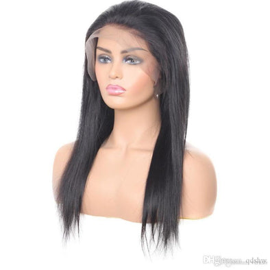 Lace Front Black Wig lace frontal wigs Lace hair realistic wigs for black hair