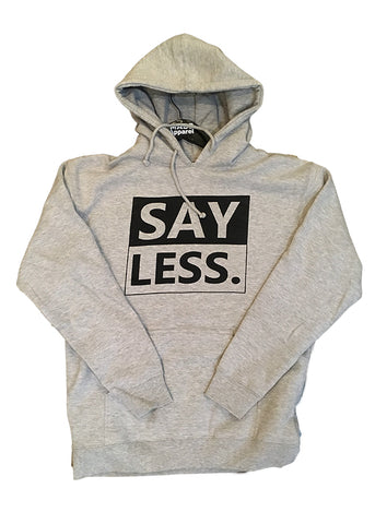 Mass Apparel Say Less Hoodie,Mass Apparel - Mass Apparel