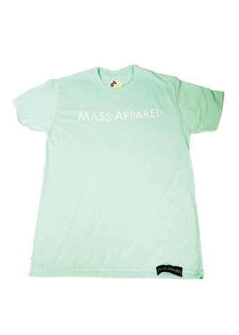 Mass Apparel Staple Tee (Apple Green),Mass Apparel - Mass Apparel