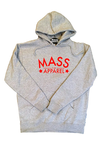 Mass Apparel Star Hoodie,Mass Apparel - Mass Apparel