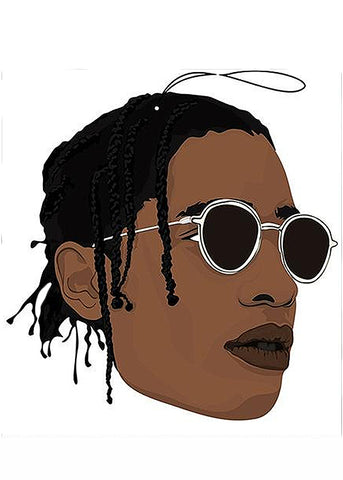 Pro and Hop A$AP Rocky Air Freshener