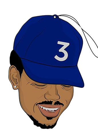 Pro and Hop Chance The Rapper Air Freshener