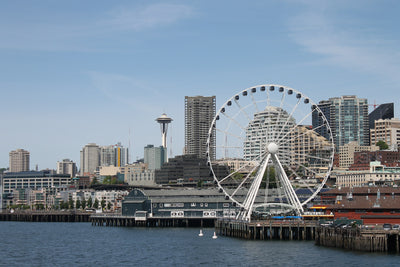 Top five things to do on the Seattle waterfront
