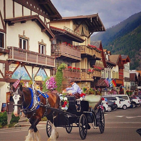 Leavenworth Washington, Bavarian Village, Charming town Leavenworth, WA