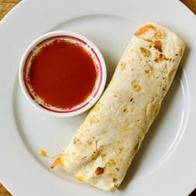 Load image into Gallery viewer, Ham & Cheese Tortilla Wrap Digital Recipe