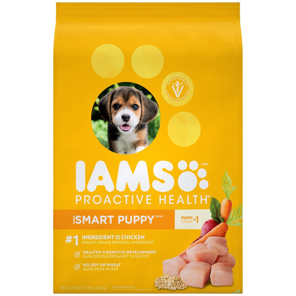 Iams ProActive Health Smart Puppy Original Dry Food