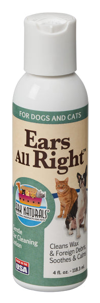 Ark Naturals Ears All Right Cleaning Lotion For Dogs & Cats