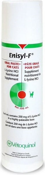 Vetoquinol Enisyl-F Oral Paste for Cats