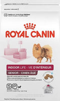Royal Canin Size Health Nutrition Indoor Life Small Breed Senior Dry Dog Food