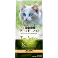 Purina Pro Plan True Nature Grain Free Chicken & Egg Formula Kitten Dry Cat Food