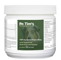 Dr. Tim's Synovial Flex Mini Joint Mobility Small Breed & Puppy Dog Supplements