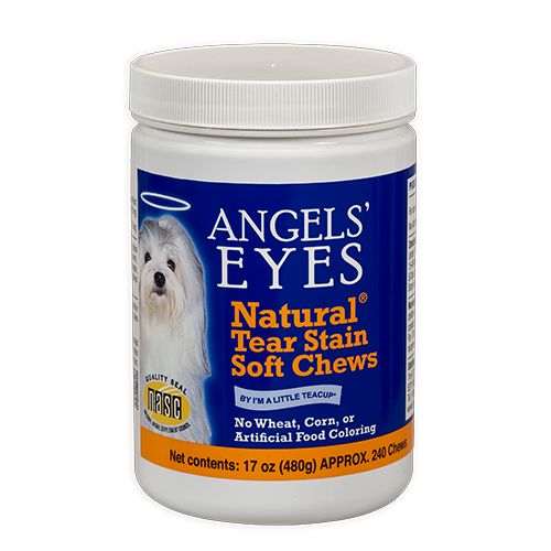 Angels' Eyes Plus Beef Flavor Antibiotic Free Supplement for Dogs