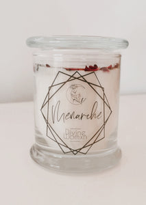"Menarche ""Rite of Passage"" First Bleed Candle"