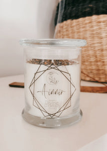 "Ainnir ""The Maiden"" Pre-Ovulation Candle"