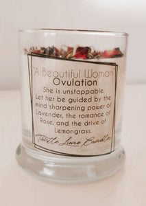 "Stoater ""A Beautiful Womxn"" Ovulation Candle"