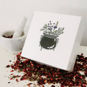 Magickal Herb Kit - The Witch's Garden (Essential Collection)