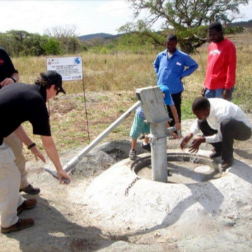 Tibane Water Project