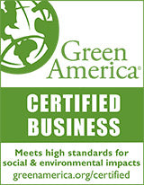 Green America Certified Business Badge