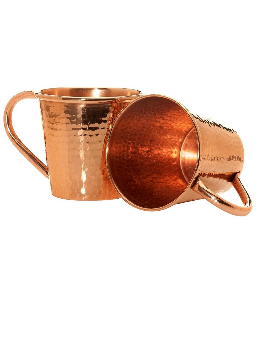 Copper Moscow Mule Mugs (12 oz.)
