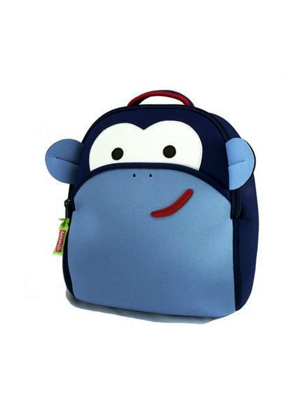 Dabbawalla Kid's Backpacks - Blue Monkey